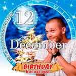 Birthday Horoscope December 12th