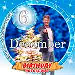 Birthday Horoscope December 6th