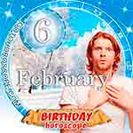 Birthday Horoscope February 6th