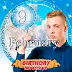 Birthday Horoscope February 9th