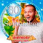 Birthday Horoscope September 30th