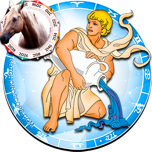 Aquarius Horse Chinese Horoscope and Zodiac Personality