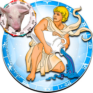 Aquarius Pig Chinese Horoscope and Zodiac Personality