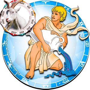 Aquarius Ram Chinese Horoscope and Zodiac Personality