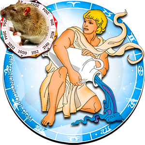 Aquarius Rat Chinese Horoscope and Zodiac Personality