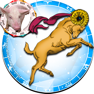 Aries Pig Chinese Horoscope and Zodiac Personality