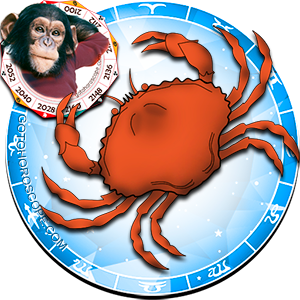 Cancer Monkey Chinese Horoscope and Zodiac Personality