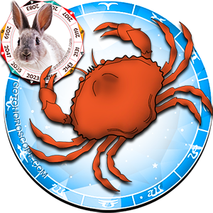 Cancer Rabbit Chinese Horoscope and Zodiac Personality