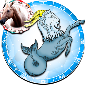 Capricorn Horse Chinese Horoscope and Zodiac Personality