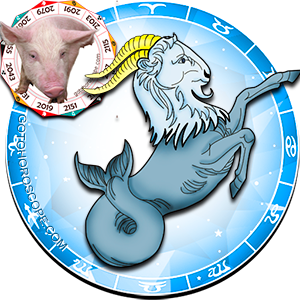 Capricorn Personality born in Pig year