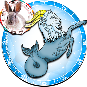 Capricorn Rabbit Chinese Horoscope and Zodiac Personality