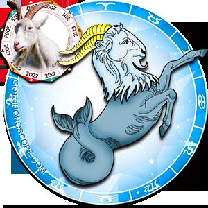 Capricorn Personality born in Ram year