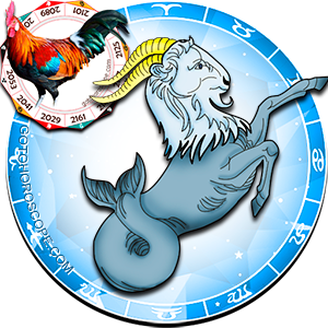 Capricorn Rooster Chinese Horoscope and Zodiac Personality