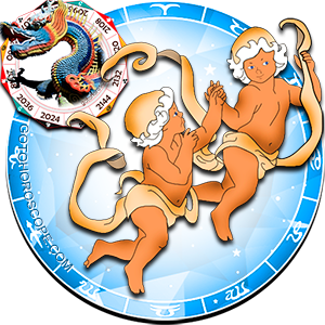 Gemini Dragon Chinese Horoscope and Zodiac Personality