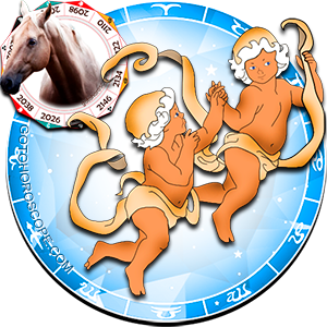 Gemini Horse Chinese Horoscope and Zodiac Personality