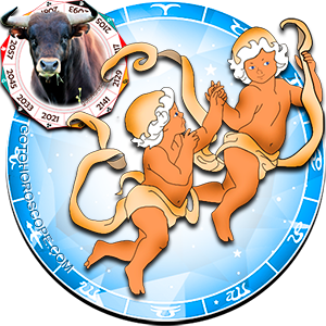 Gemini Ox Chinese Horoscope and Zodiac Personality