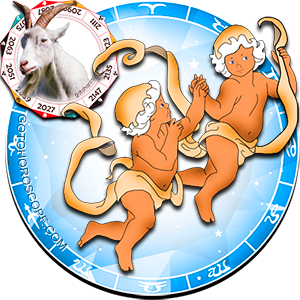 Gemini Ram Chinese Horoscope and Zodiac Personality