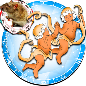 Gemini Rat Chinese Horoscope and Zodiac Personality
