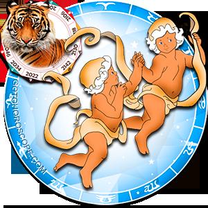 Gemini Personality born in Tiger year