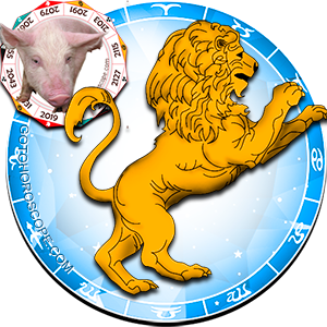 Leo Pig Chinese Horoscope and Zodiac Personality