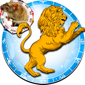 Leo Personality born in Rat year