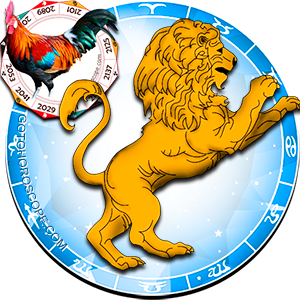 Leo Rooster Chinese Horoscope and Zodiac Personality