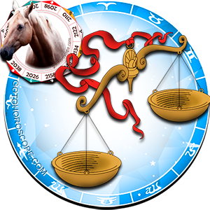 Libra Horse Chinese Horoscope and Zodiac Personality
