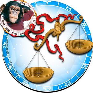 Libra Monkey Chinese Horoscope and Zodiac Personality