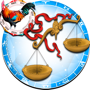Libra Rooster Chinese Horoscope and Zodiac Personality
