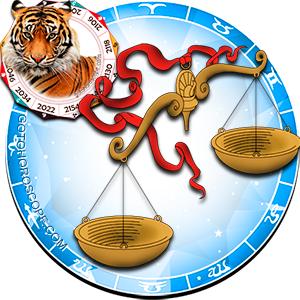 Libra Tiger Chinese Horoscope and Zodiac Personality