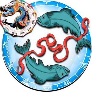 Pisces Personality born in Dragon year