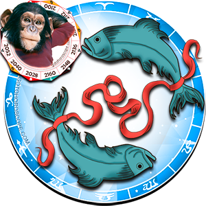 Pisces Monkey Chinese Horoscope and Zodiac Personality