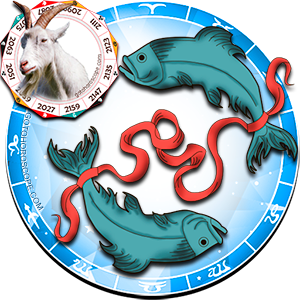 Pisces Ram Chinese Horoscope and Zodiac Personality