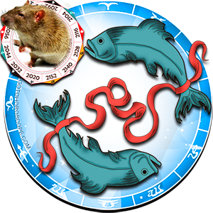 Pisces Personality born in Rat year