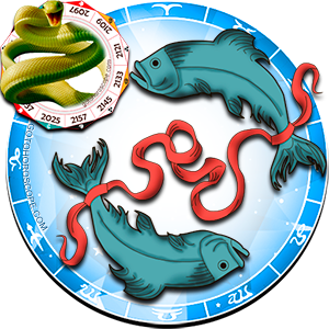 Pisces Snake Chinese Horoscope and Zodiac Personality