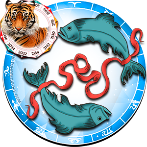 Pisces Tiger Chinese Horoscope and Zodiac Personality