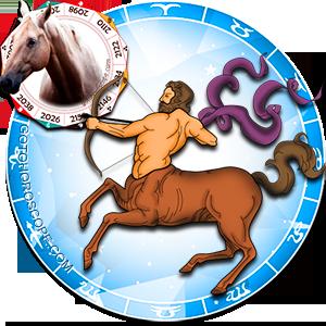 Sagittarius Personality born in Horse year