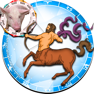 Sagittarius Pig Chinese Horoscope and Zodiac Personality