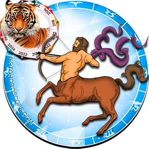 Sagittarius Tiger Chinese Horoscope and Zodiac Personality