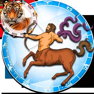 Sagittarius Personality born in Tiger year