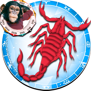Scorpio Monkey Chinese Horoscope and Zodiac Personality