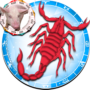 Scorpio Pig Chinese Horoscope and Zodiac Personality