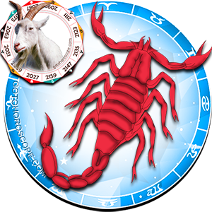 Scorpio Ram Chinese Horoscope and Zodiac Personality