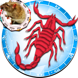 Scorpio Personality born in Rat year