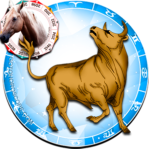 Taurus Personality born in Horse year