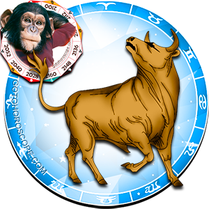 Taurus Personality born in Monkey year