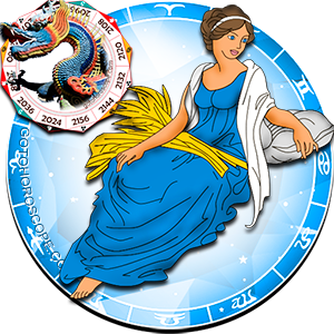 Virgo Dragon Chinese Horoscope and Zodiac Personality