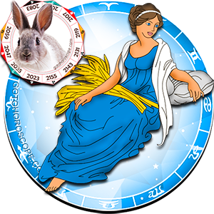 Virgo Rabbit Chinese Horoscope and Zodiac Personality