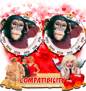 Monkey Monkey Zodiac signs Compatibility Horoscope