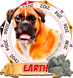 Earth Dog Chinese Astrology Animal Zodiac Personality Horoscope